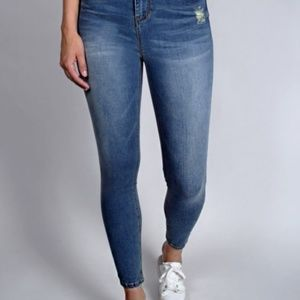 Bennett Super High-Rise Jeggings